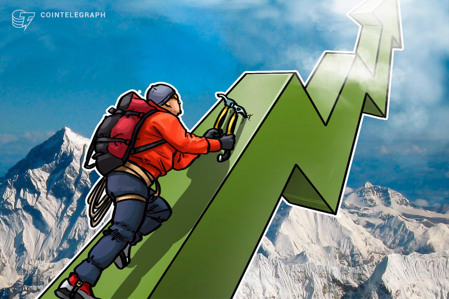 Mercados cripto causam ligeira recuperação depois que o Bitcoin atingiu os mínimos mensais