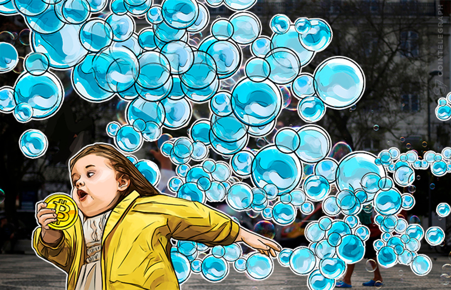 New Bitcoin Price All Time High, New Bubble Fears