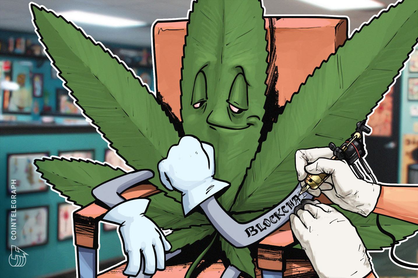 Kanada: Blockchain-Plattform für Cannabis-Lieferkette