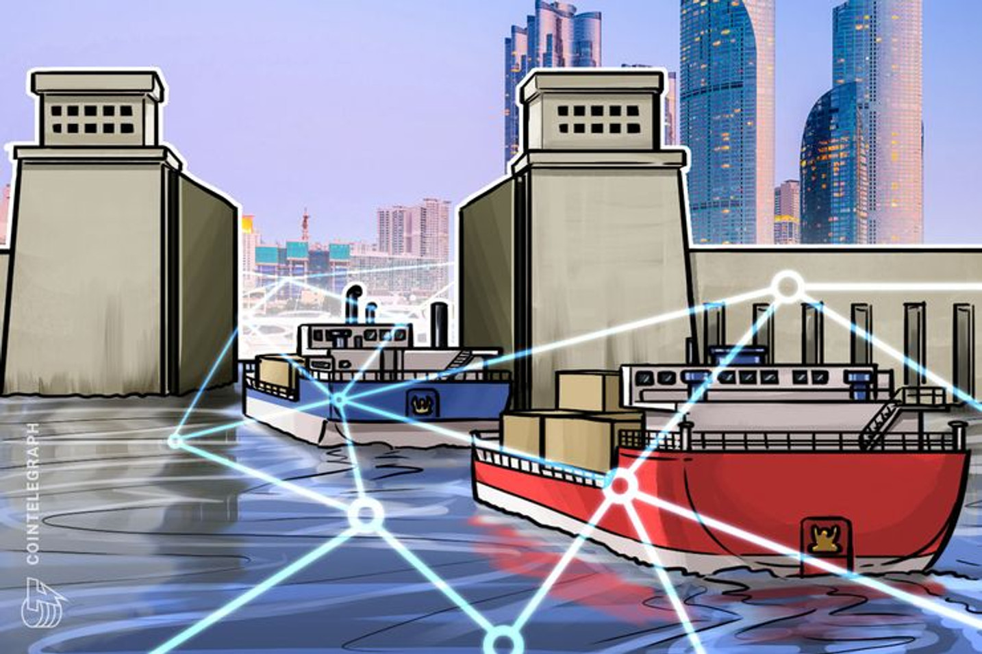 España: Impulsan la innovación en puertos, con tecnología Blockchain e Inteligencia Artificial