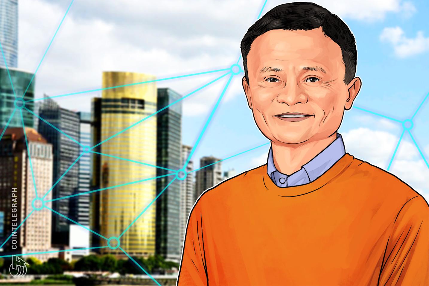 Jack Ma del gigante del e-Commerce Alibaba, dice que Blockchain no es una burbuja, Bitcoin sí