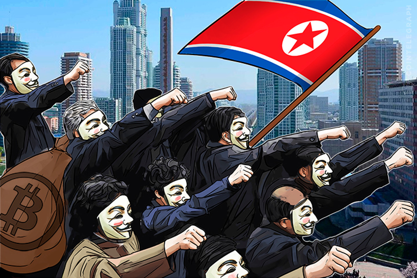 Can North Korea's Bitcoin Links Be Used to Justify Chinese Bitcoin Ban?