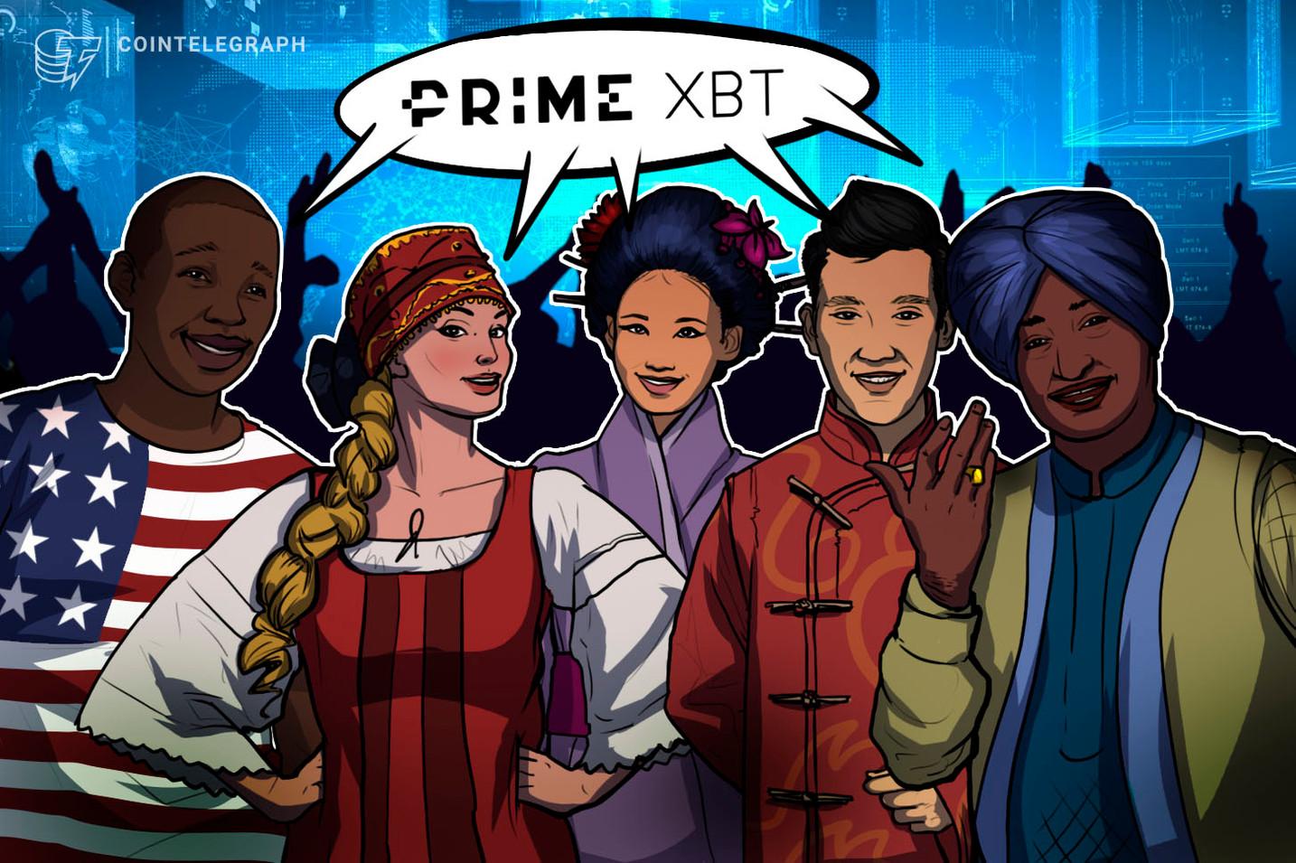 BTC-Plattform nun in 16 Sprachen verfügbar