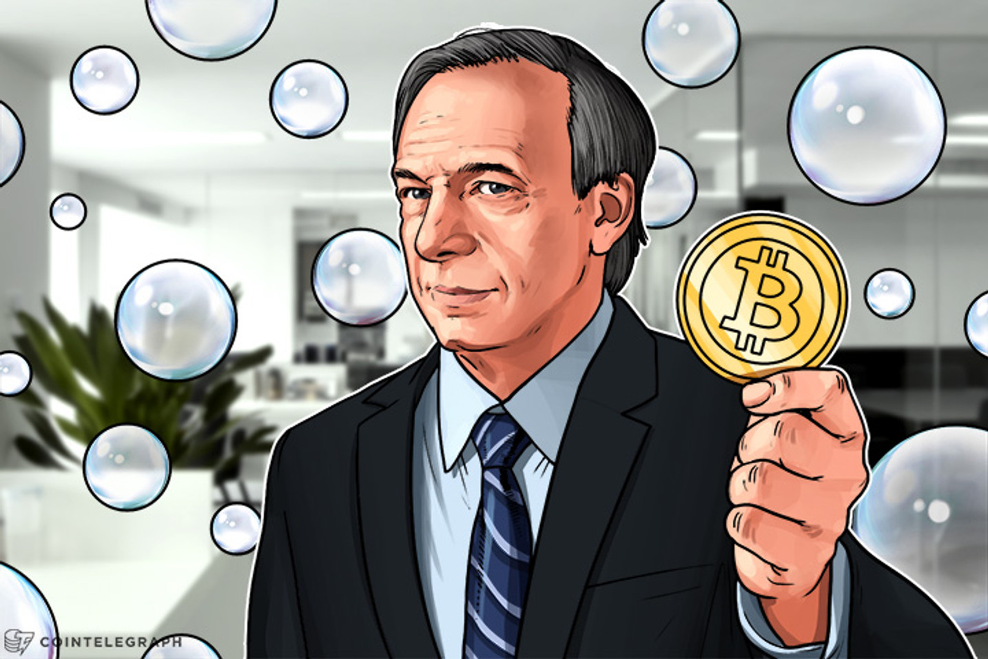 Bitcoin Criticized Again, This Time By Hedge Fund Titan