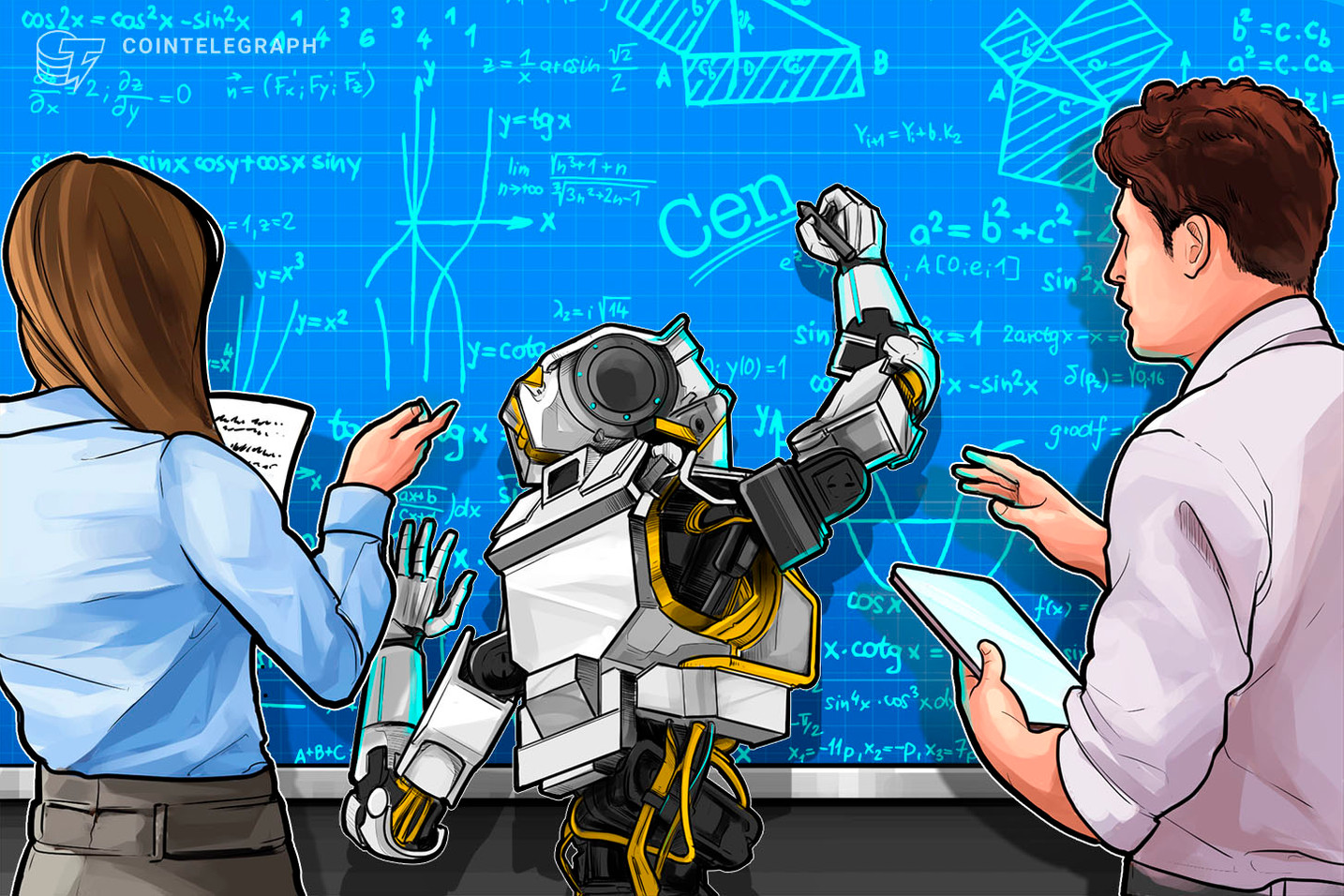 Fed Up With AI Mistakes? Blockchain Startup Follows 'Wikipedia Model' to Make It Better