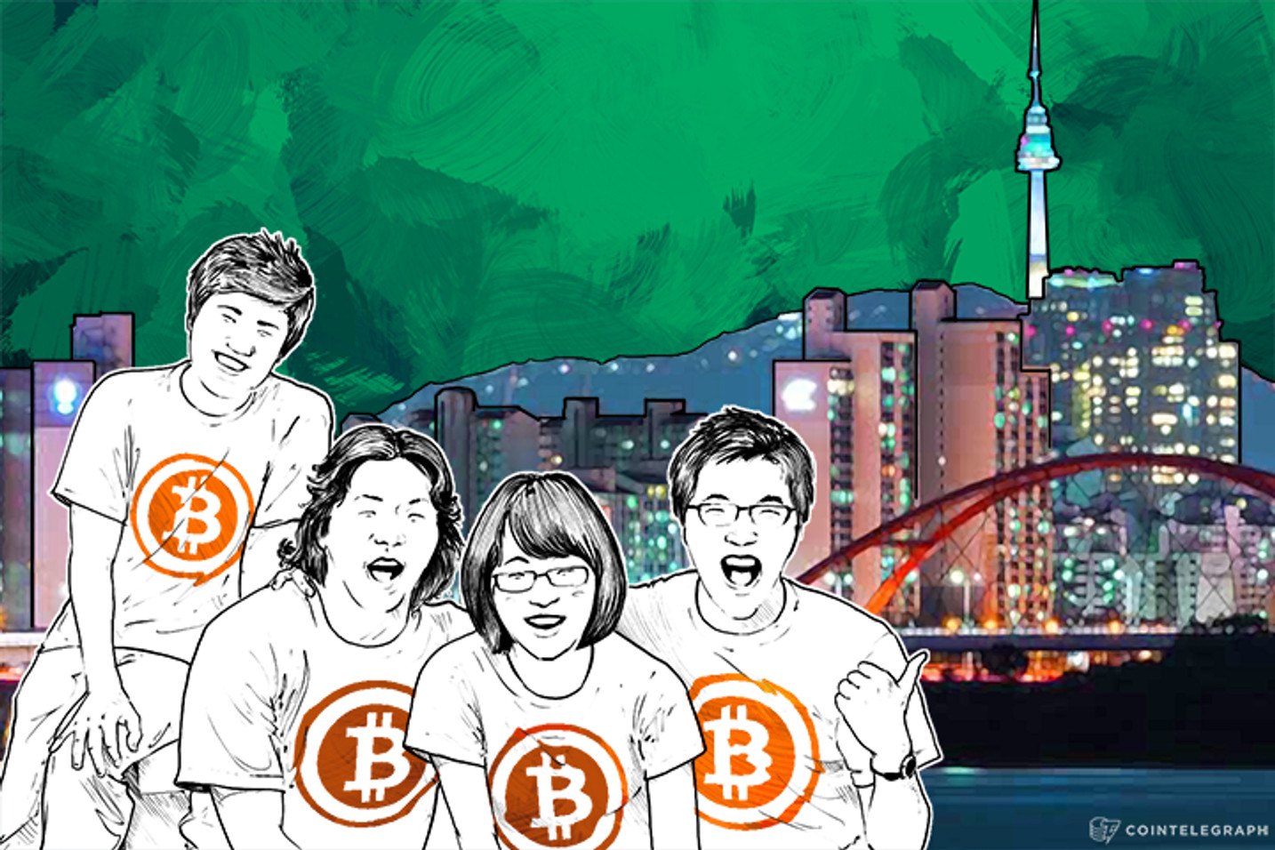 South Korea: Bitcoin Growth Fueled by Startups and Community