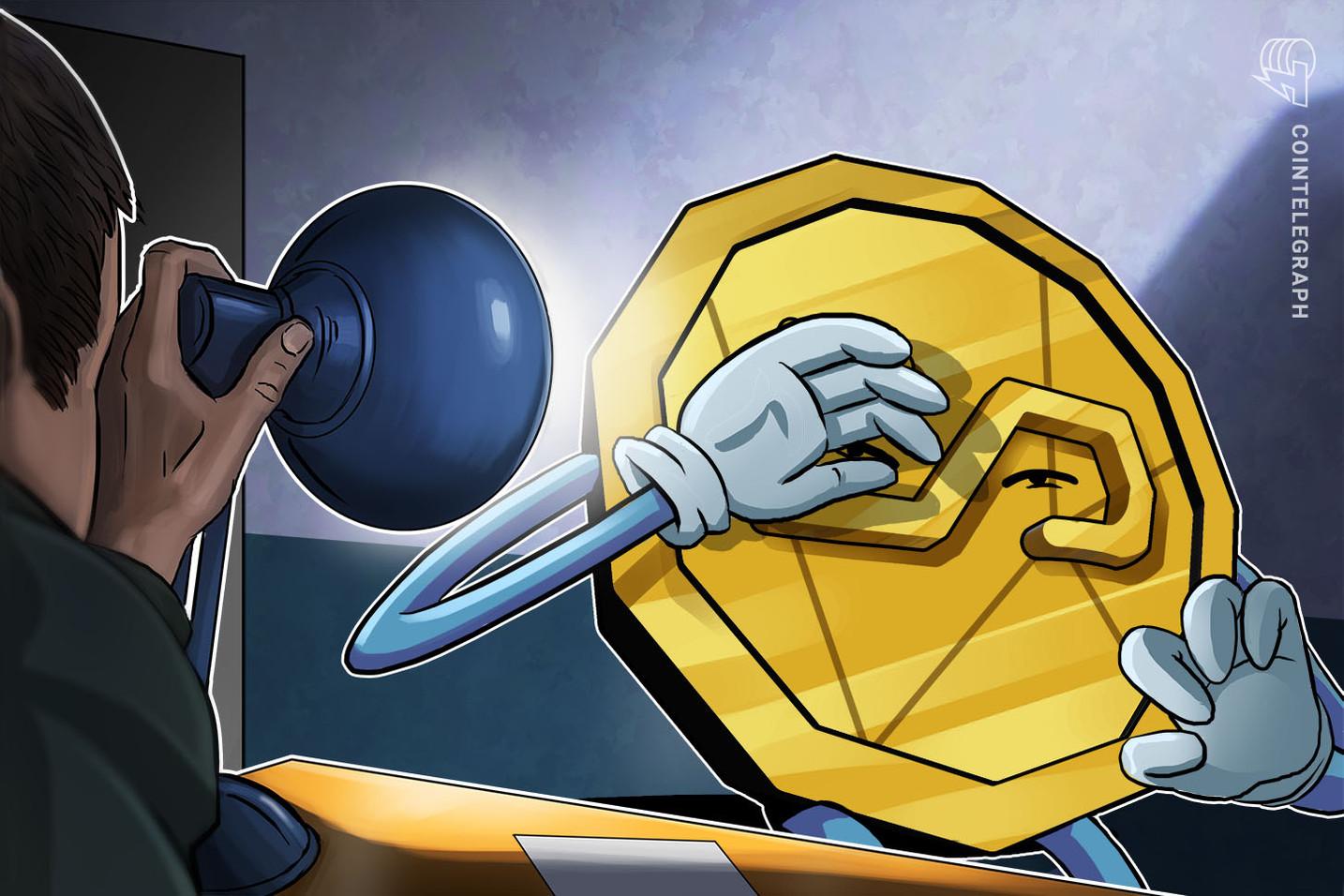 Solo il 74% della stablecoin Tether è coperto da valuta fiat