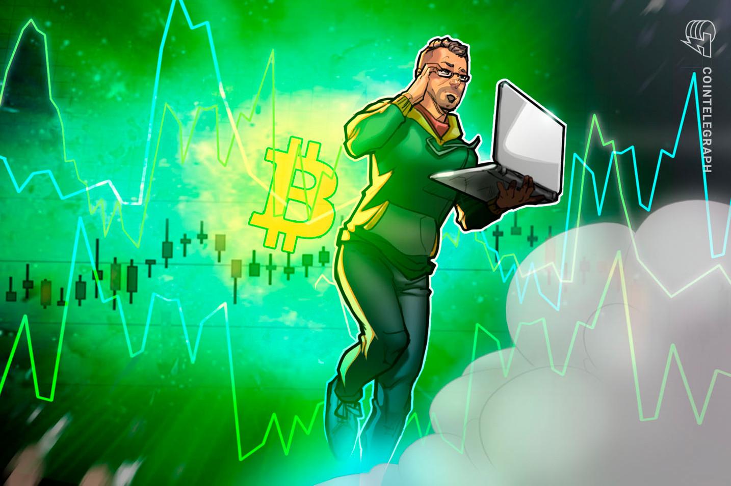 Bitcoin a 75.000$ entro poche settimane? È la previsione dell'analista Timothy Peterson