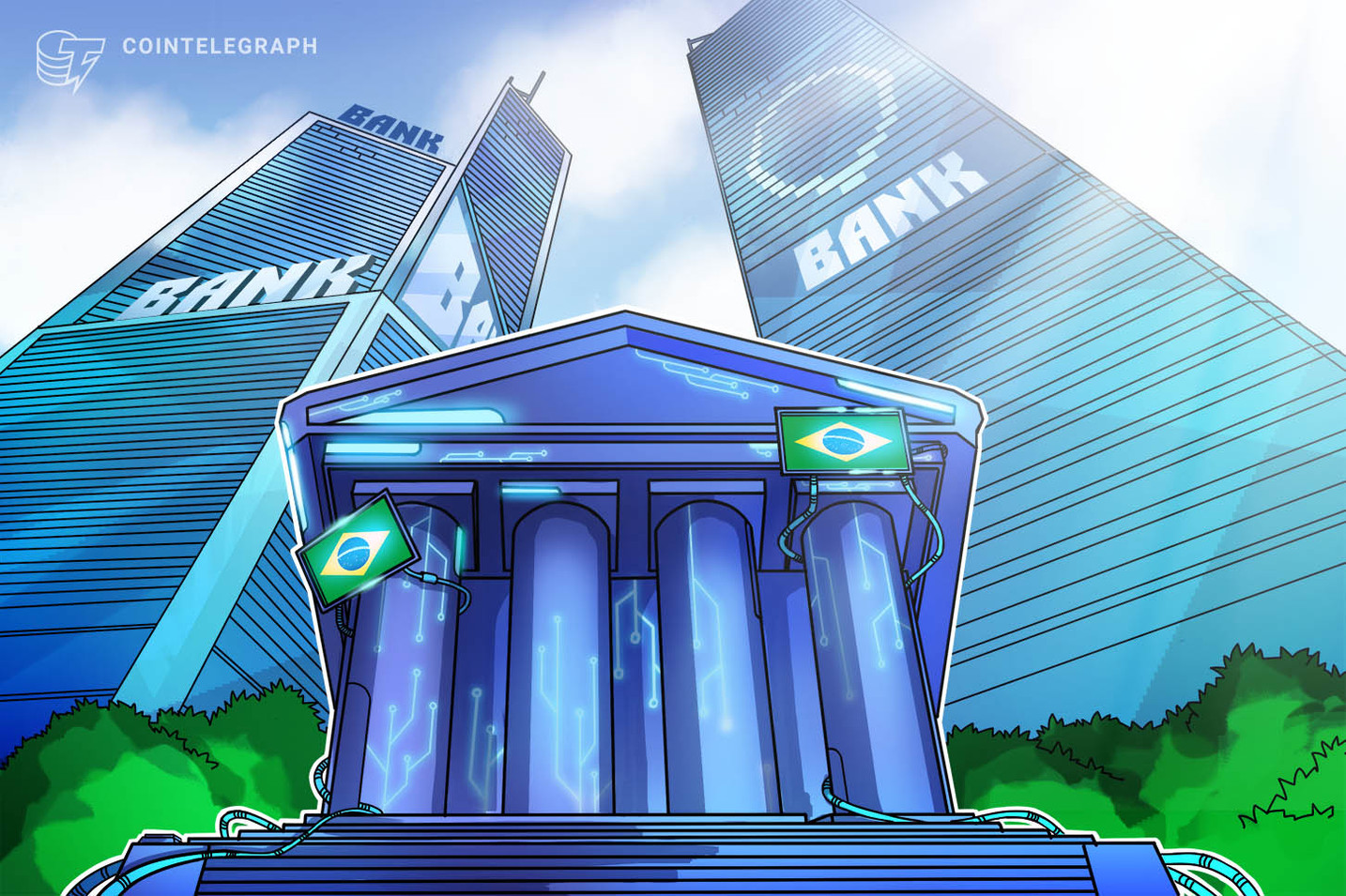 VP of Largest Brazilian Bank: Local Banks to Soon Introduce Unique Blockchain Platform