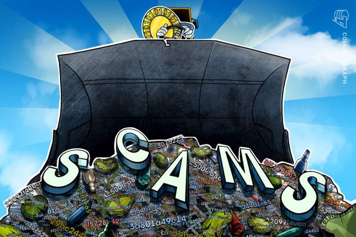 """Los reguladores de valores de EE.UU. y Canadá coordinan investigación de ICO en la """"Operación Cryptosweep""""."""