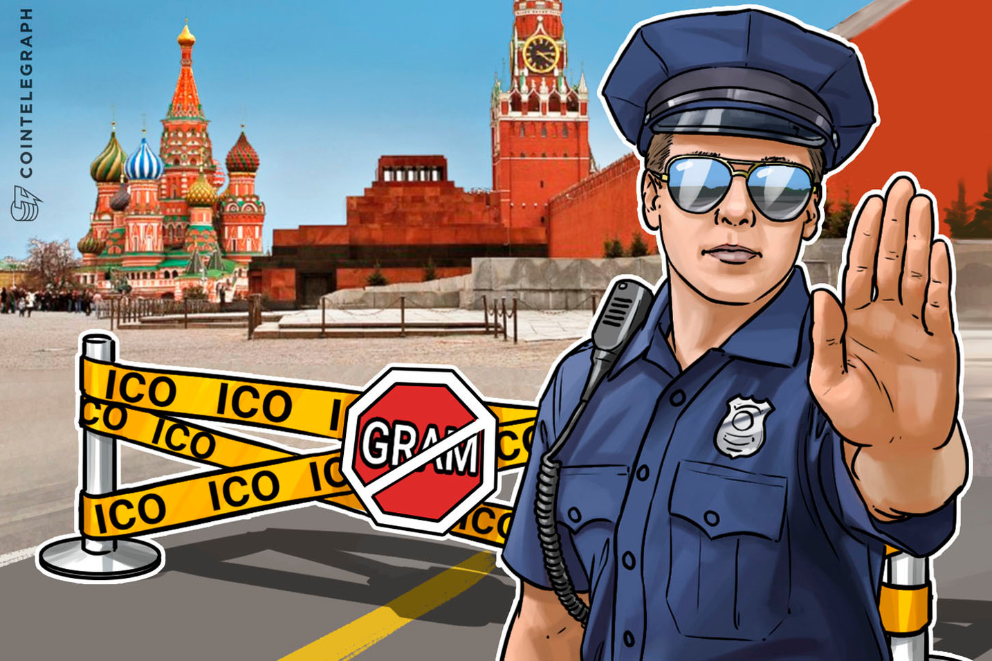 Russian Media: Telegram Was Banned Due To ICO, Not 'Keys And Terrorism'