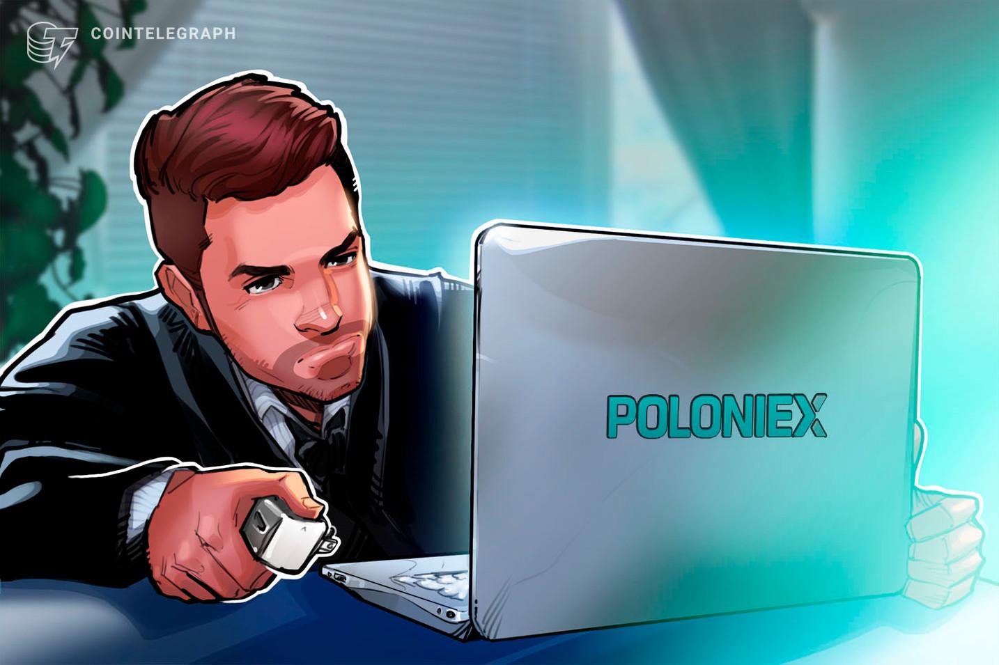 Kryptobörse Poloniex bietet Käufe mir Kreditkarte und Bankkonto an