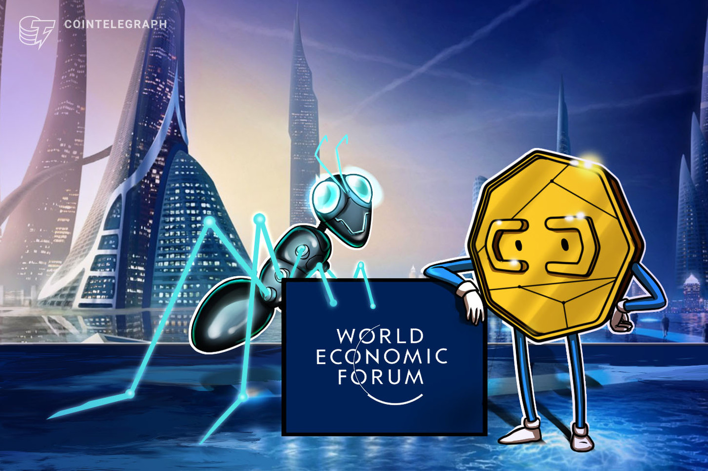 World Economic Forum Forms Tech Policy Councils for Blockchain, AI, IoT