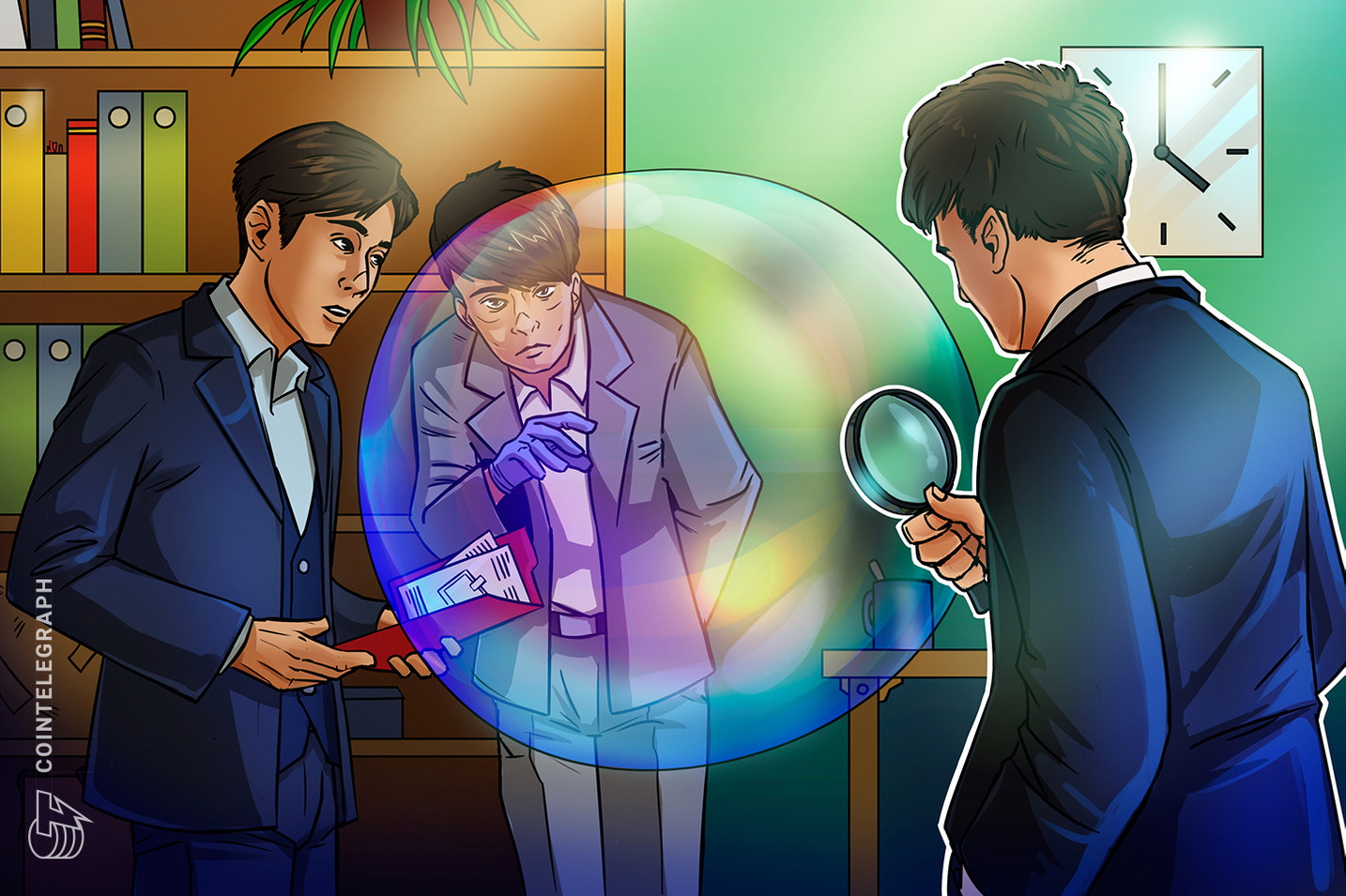 Investors Defrauded by South Korean Pyramid Scheme