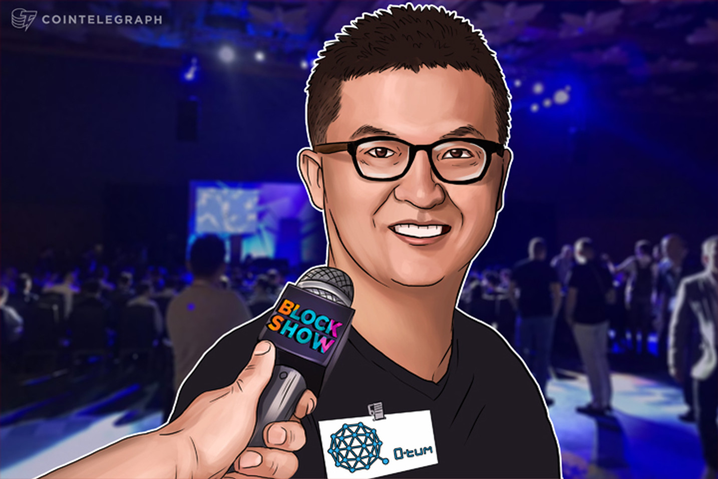 Qtum encurtando a distância entre Oriente e Ocidente com a BlockShow Asia