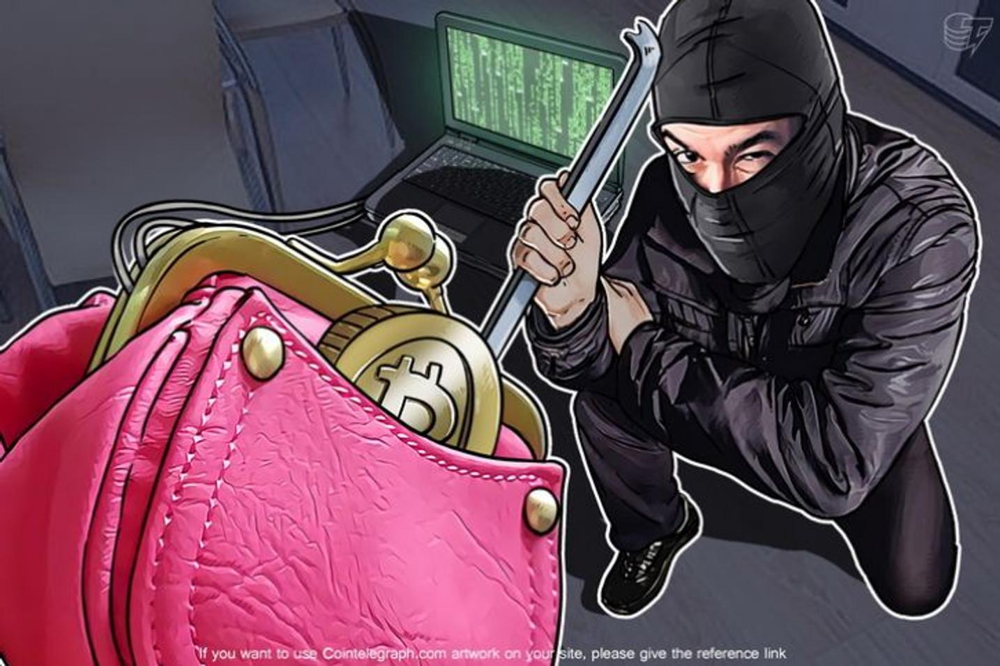 Bezbednost vaših bitkoina je pretežno vaša odgovornost