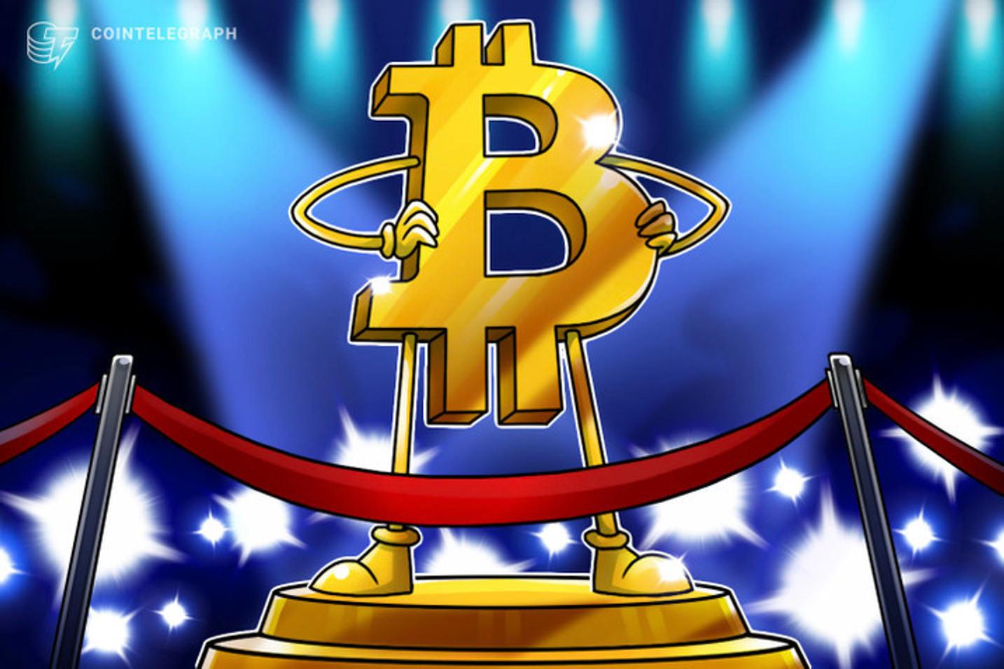 Bitcoin se clasificó entre los 100 mejores diseños de todos los tiempos