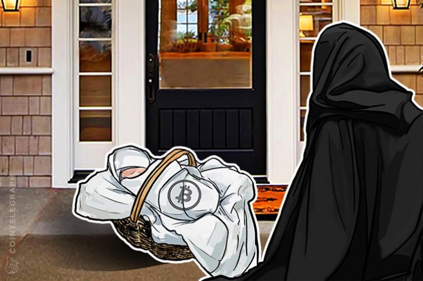 Duga priča ukratko: Ko je napravio Bitkoin?