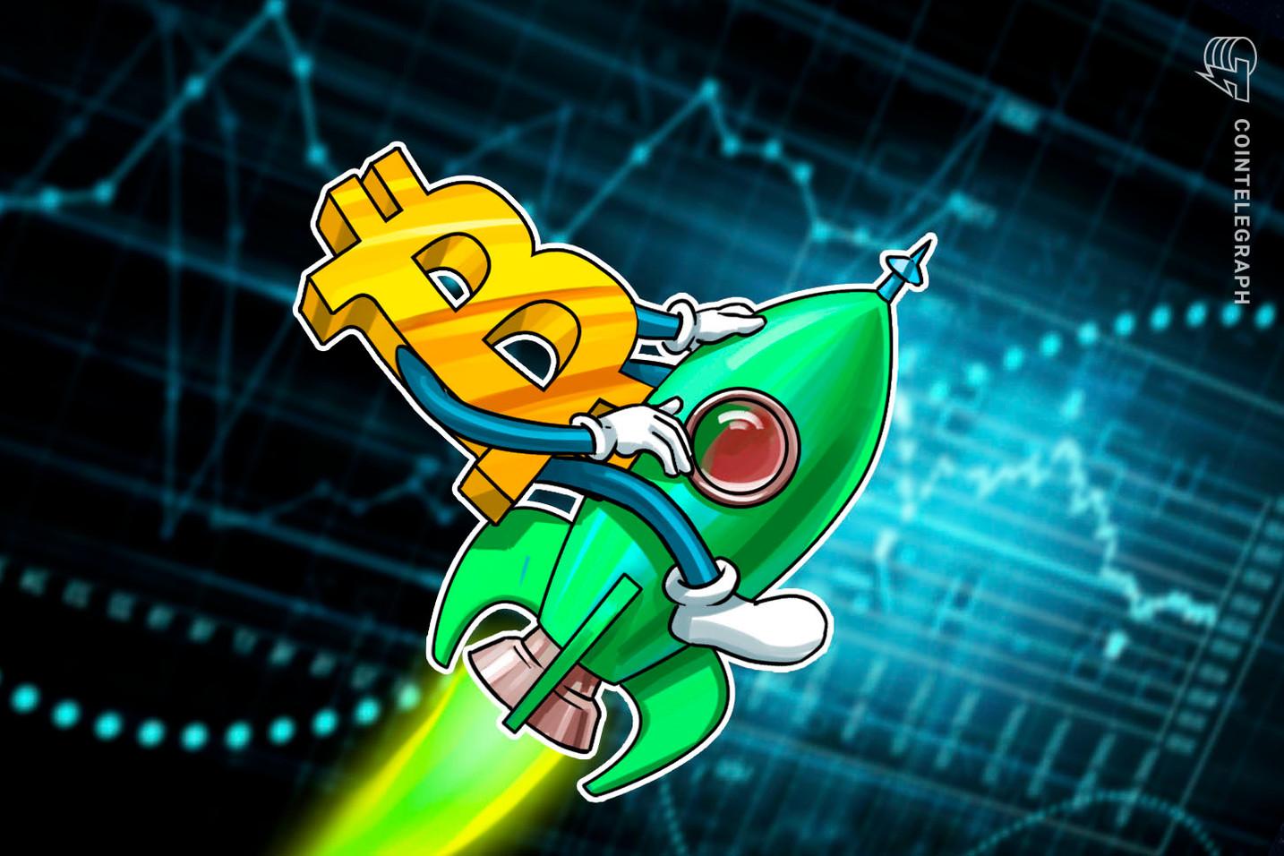 Volle Kraft voraus! – Die drei Faktoren hinter dem Aufschwung von Bitcoin