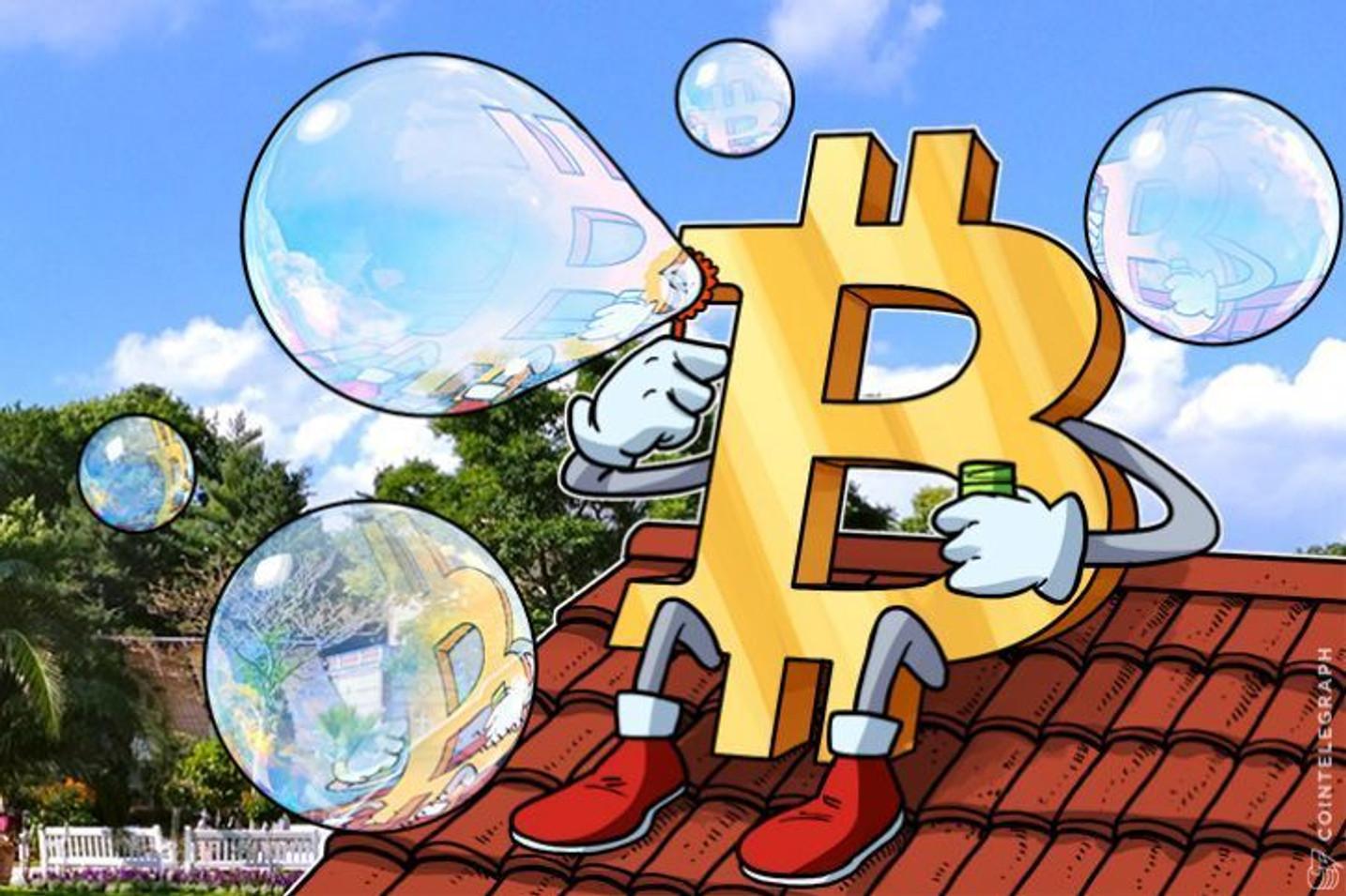 "Expertos de Cambridge discrepan sobre la ""burbuja de Bitcoin"""