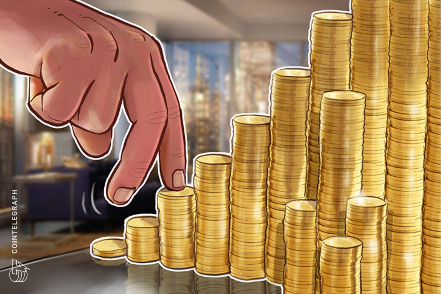 Pantera Capital, Coinbase Back Crypto Startup Staked in $4.5 Million Round