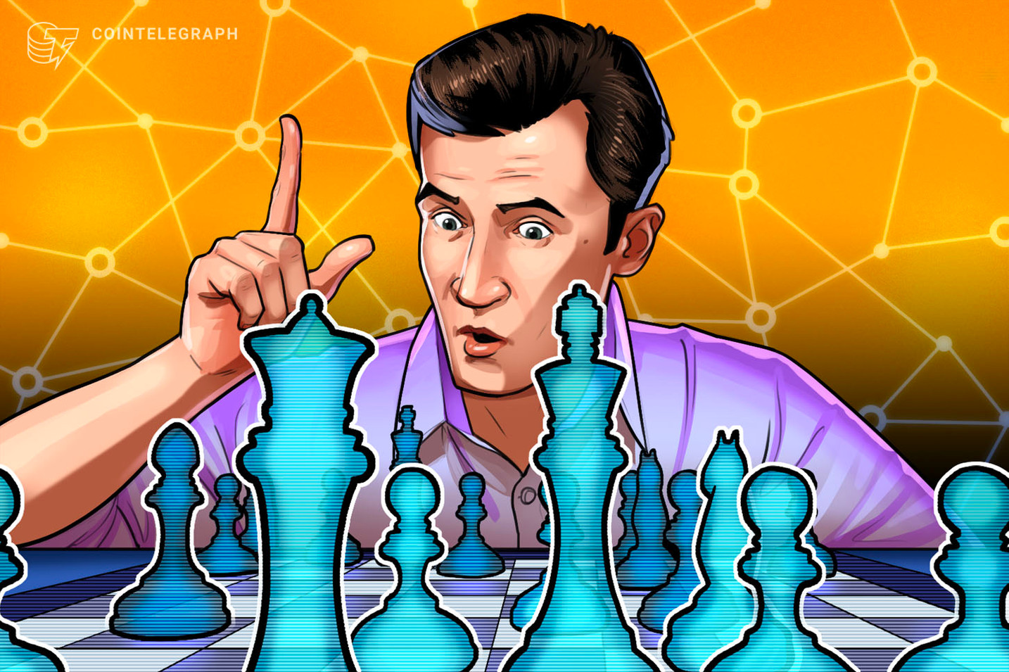 Blockchain Set to Stamp Out Cheating in World Chess Competition
