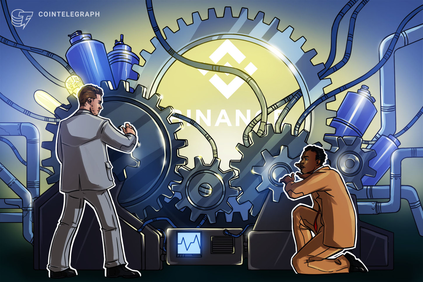 Binance Smart Chain Adds Chainlink Oracles for Better DeFi