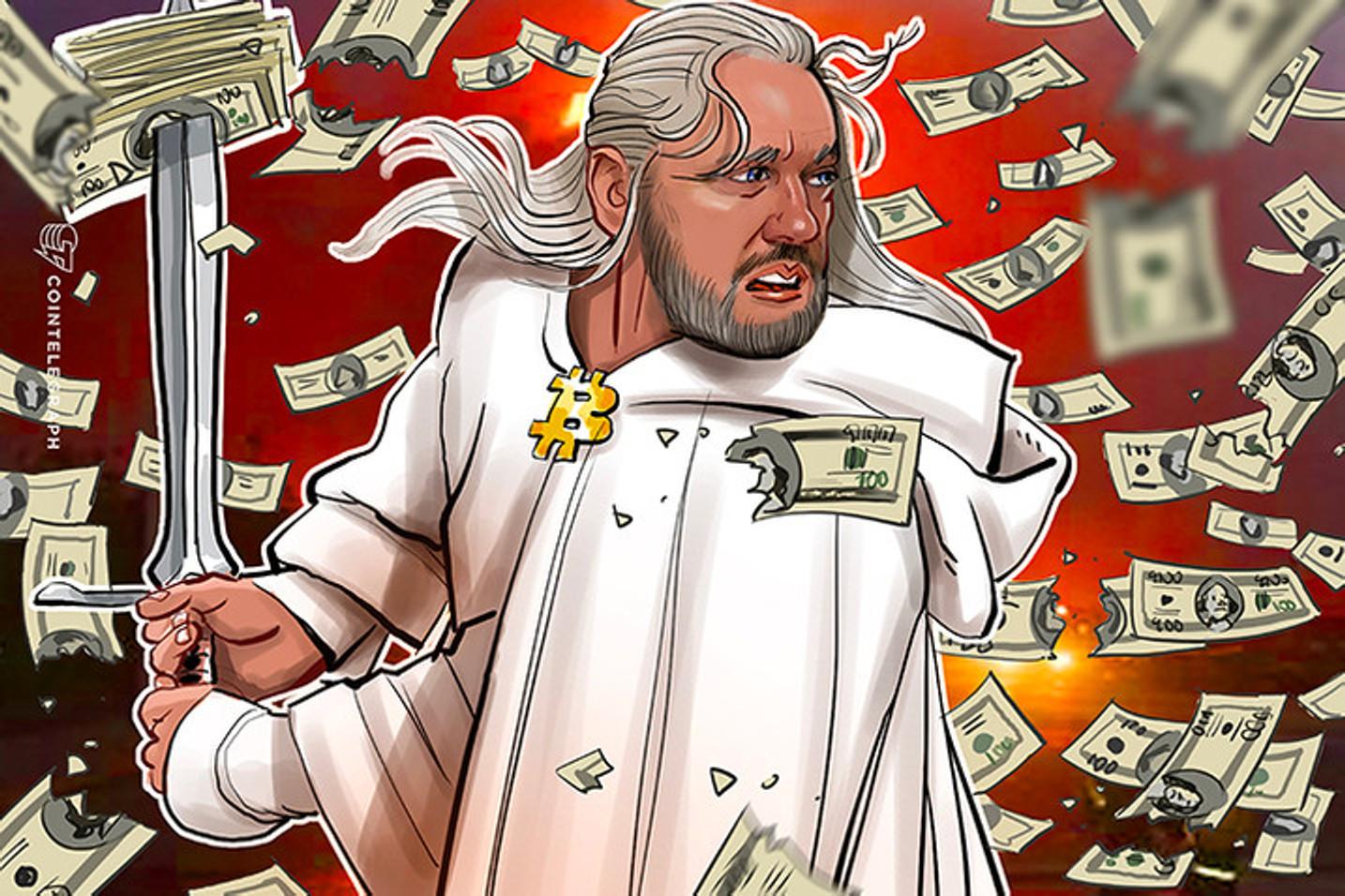 Irmão de fundador do Wikileaks cobra apoio da comunidade Bitcoin em campanha pela liberdade de Julian Assange