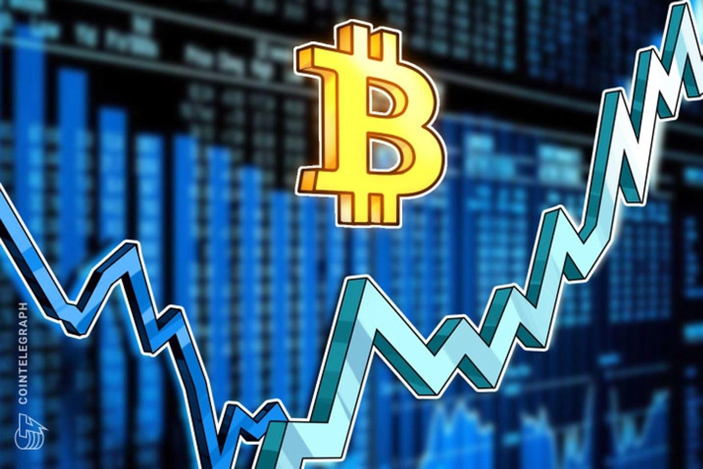 S&P 500 establece récord mientras el precio de Bitcoin lucha por mantener la zona de los 12k