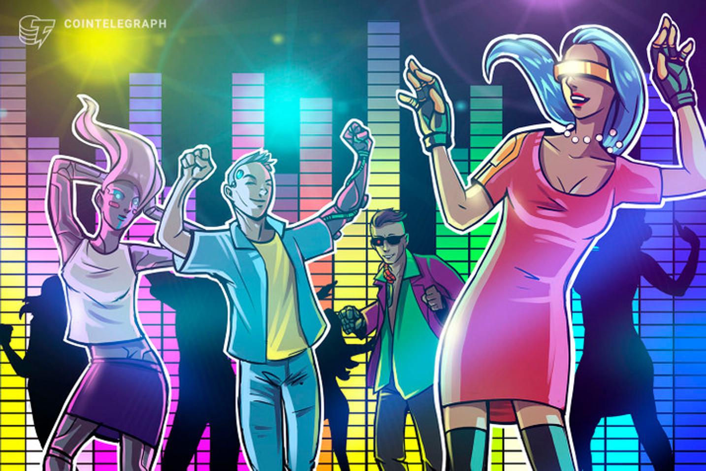 De olho no mercado emergente, startup brasileira focada em música lança primeira plataforma NFT do Brasil