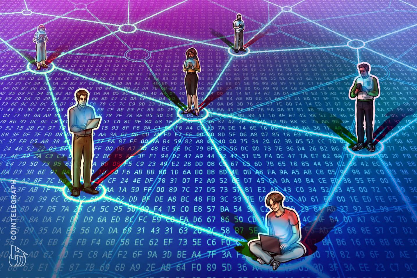 Binance financia red de gestión de relaciones con el cliente basada en blockchain