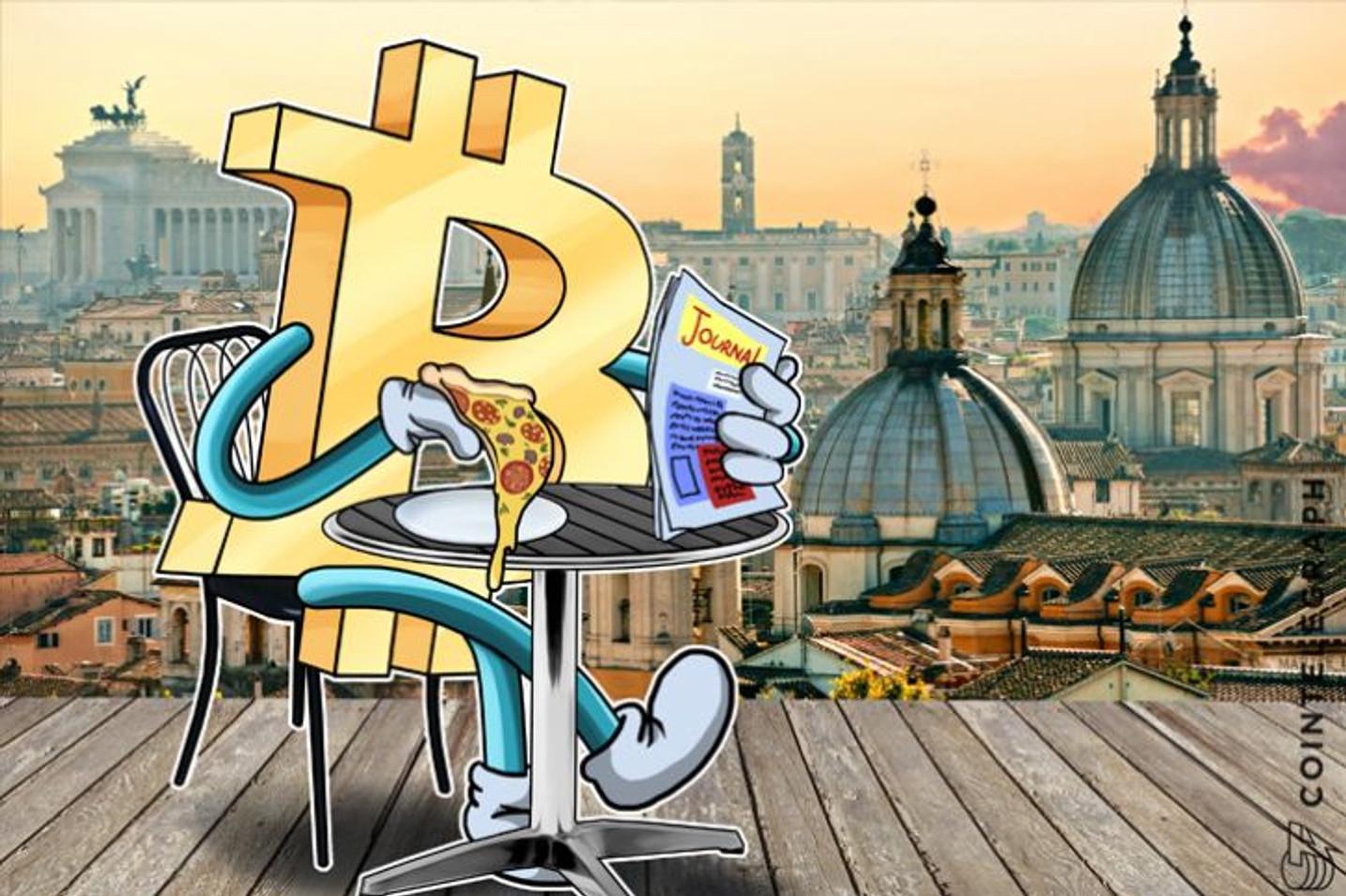 Najveći projekti vezani za Bitkoin u Italiji