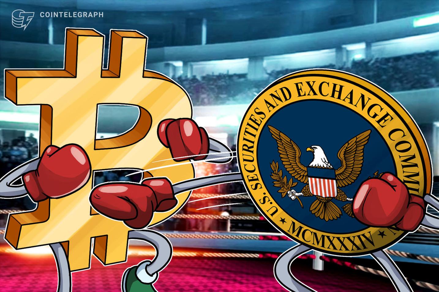 SEC lehnt 9 Bitcoin-ETF-Anträge ab