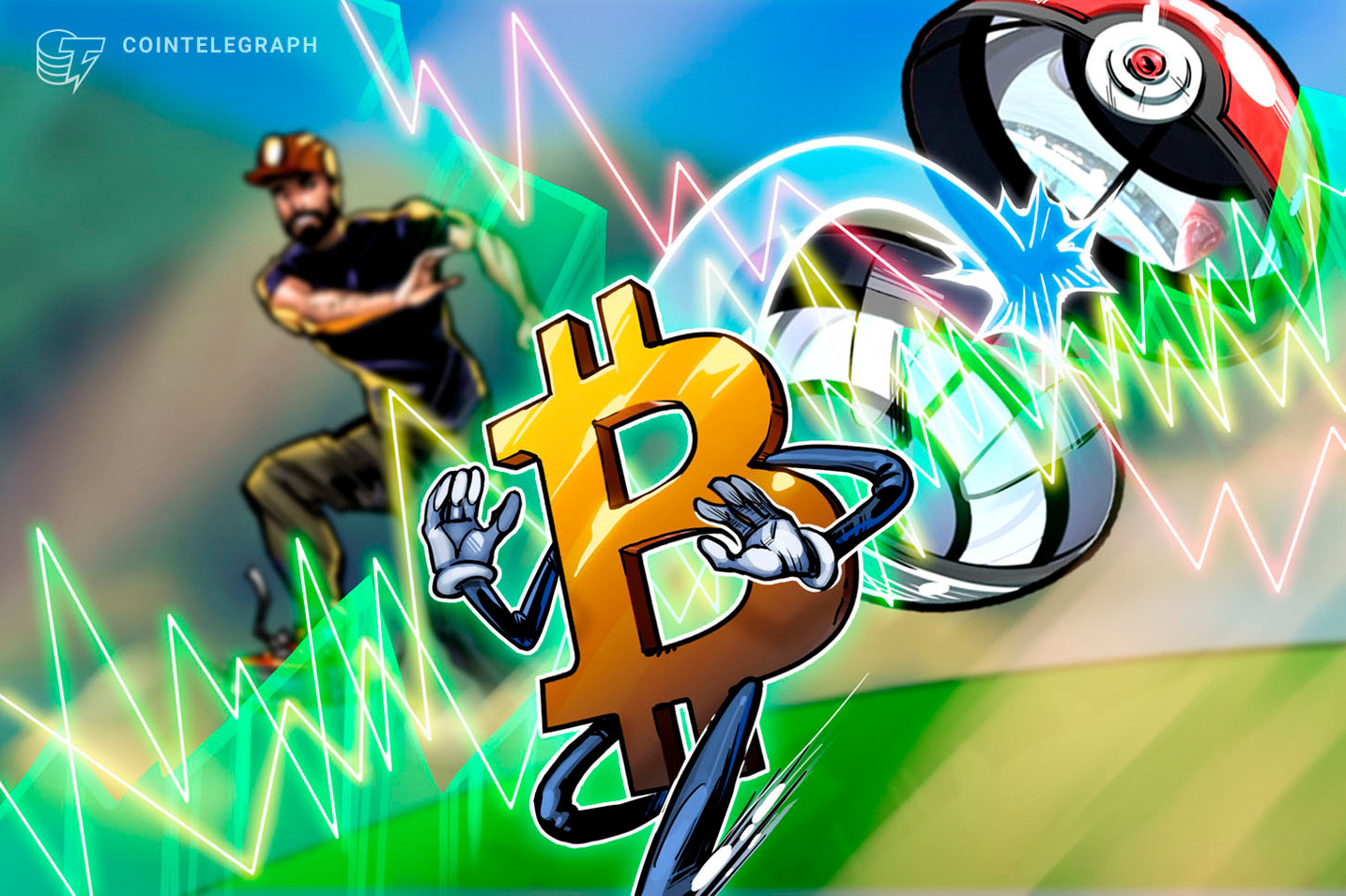 Bitcoin Pre-Halving Hash Rate Volatility to Shake Up the Mining Sector