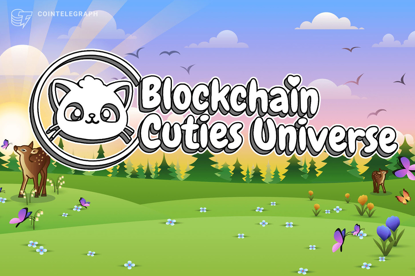 Blockchain Cuties Easter Event Encourages You to Challenge the Evil Spirits