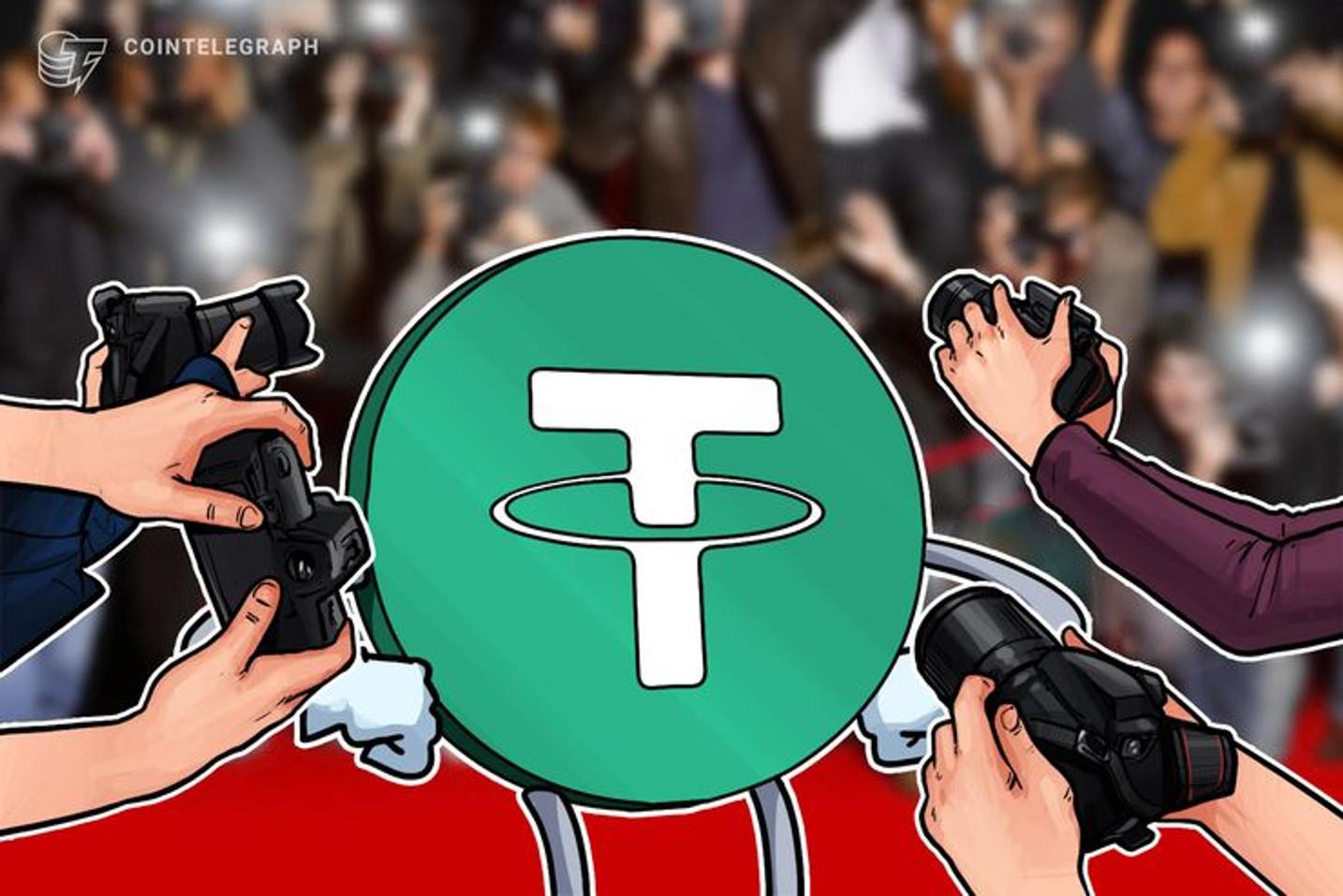 Bitpanda listet Tether als erste Stablecoin