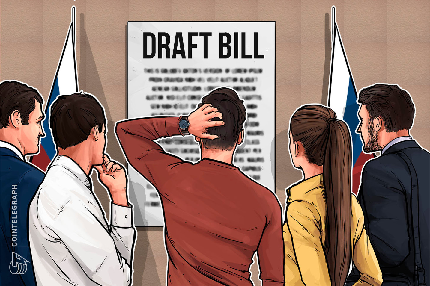 Russian Parliament to Discuss Crypto Bill Within Two Months, Official States