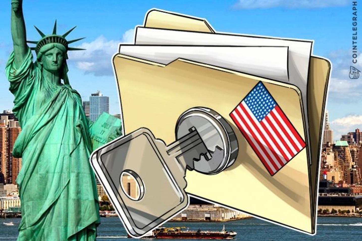 Un parlamentario de NY presenta cuatro proyectos de ley de Blockchain
