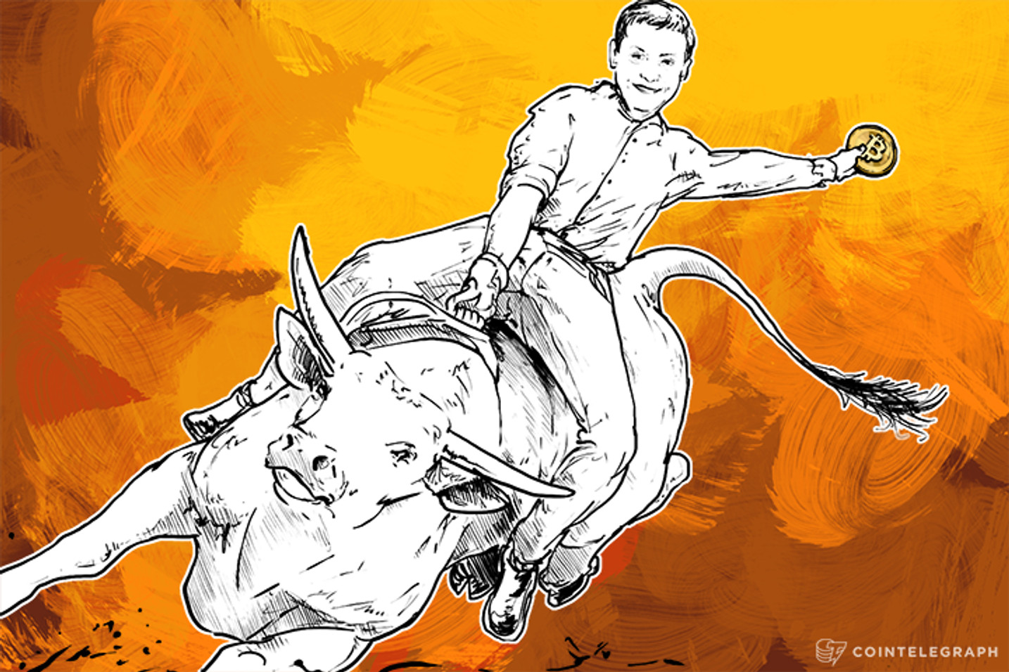 LeWeb 2014: Fred Wilson Still Bullish on Bitcoin