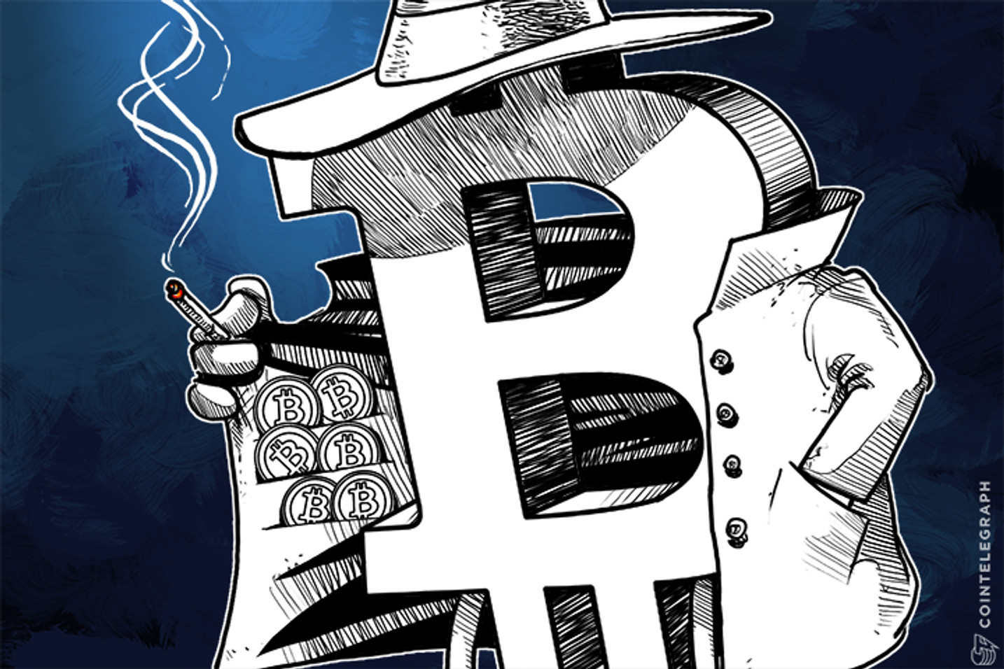 The Dark Web: A Closer Look at one of the World's Largest Bitcoin Economies