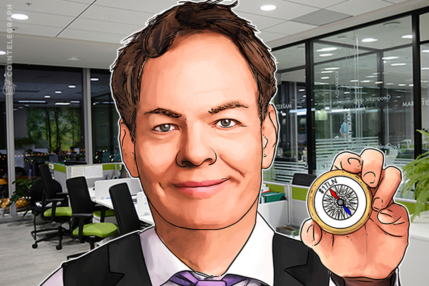 Keiser - Crypto Headed For $1 Tln Market Cap