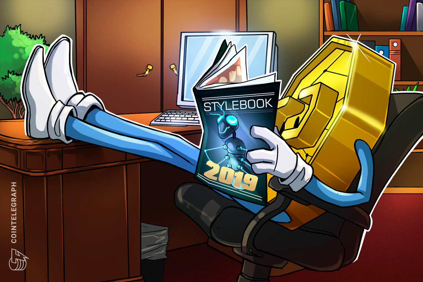 2019 AP Stylebook Provides Guidelines for Writing Blockchain-Related Terms