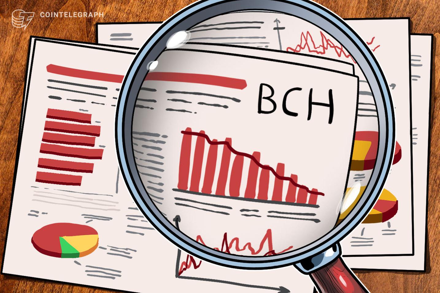 Ethereum supera el precio de Bitcoin Cash por primera vez en la historia, ya que los mercados de cripto están en crecimiento