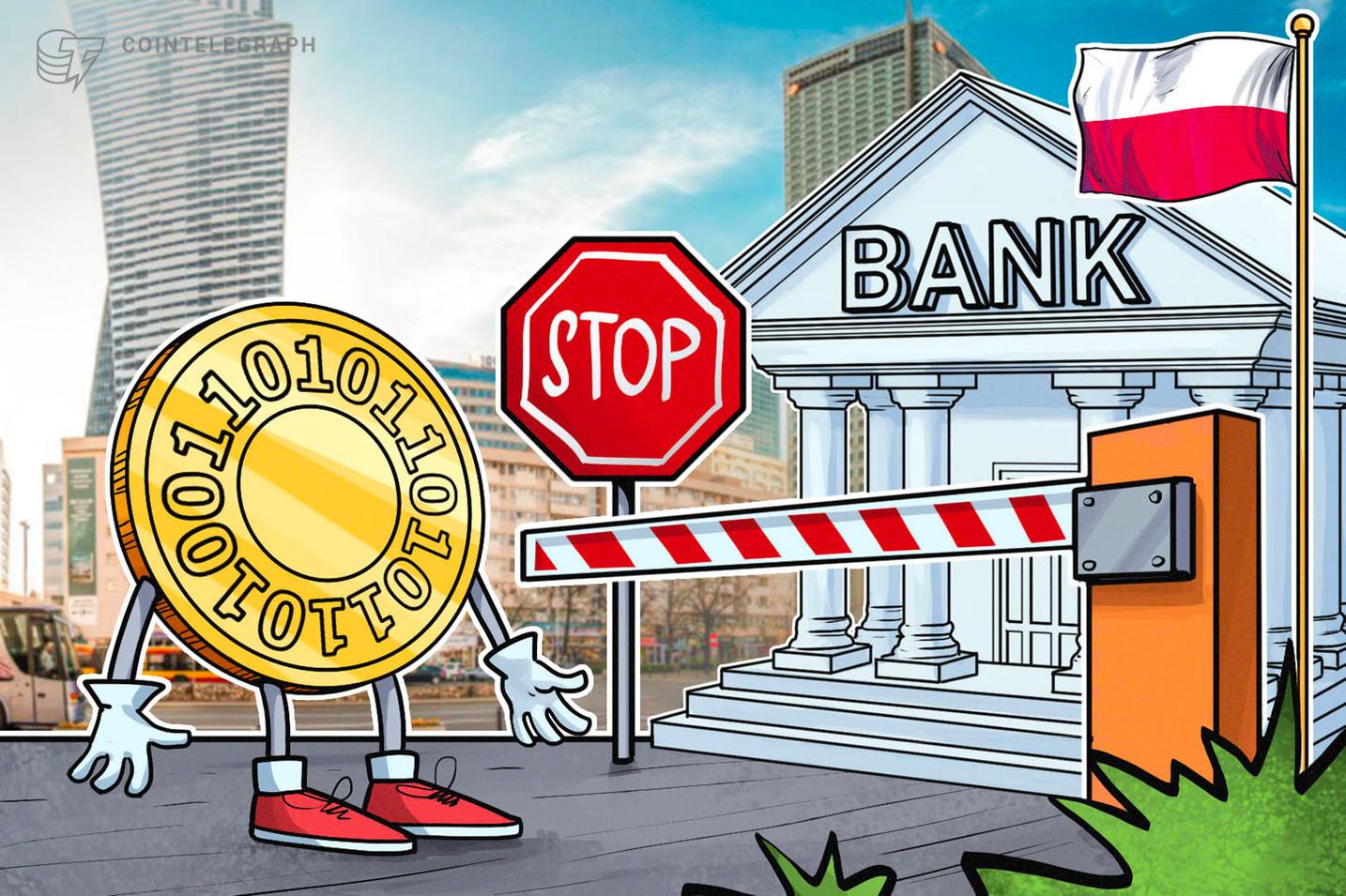 بولندا: مجموعة بمجال العملات الرقمية تهاجم البنوك لرفض الحسابات لشركات العملات الرقمية