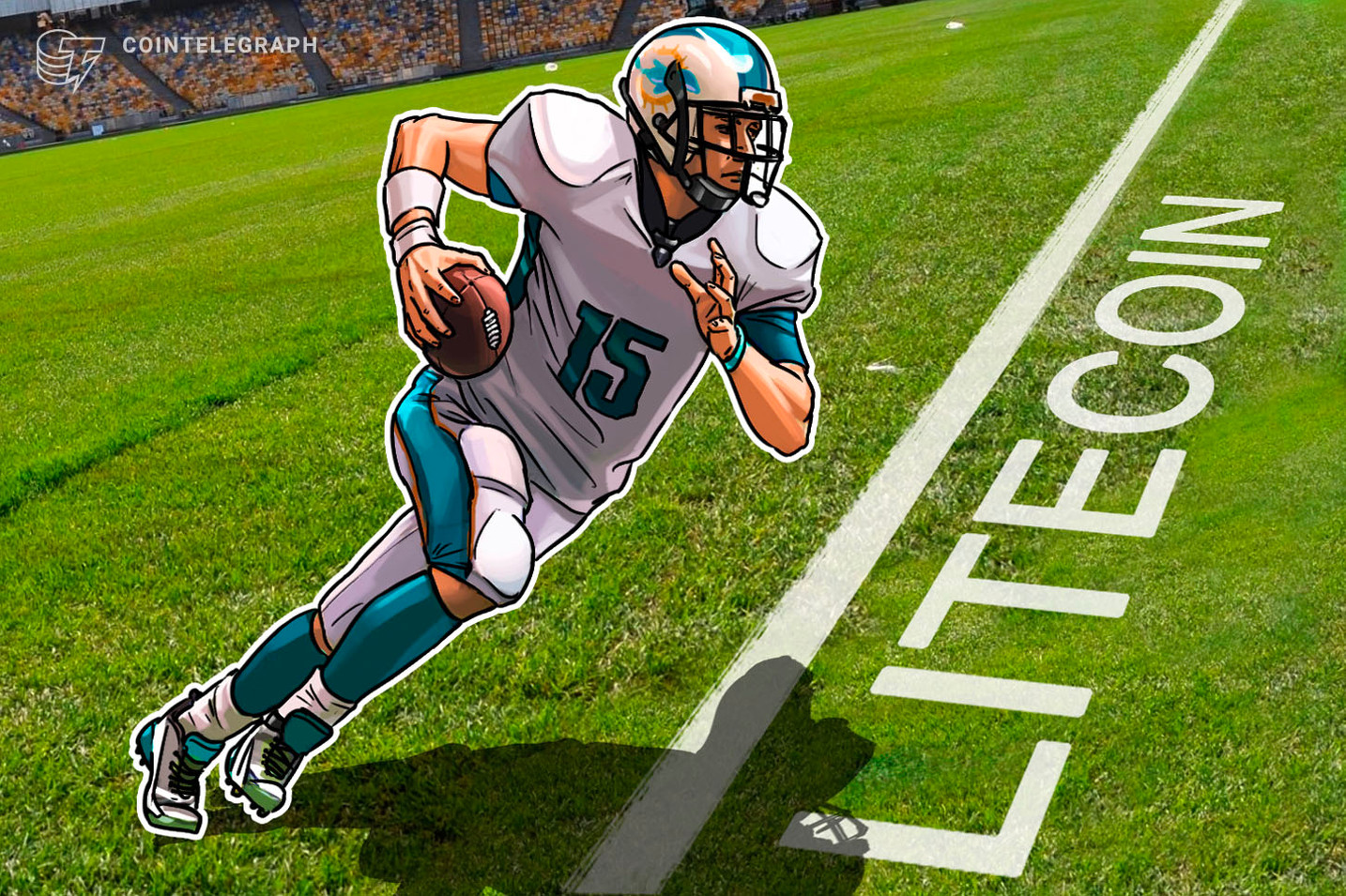 Miami Dolphins to Endorse Litecoin as Team's Official Cryptocurrency