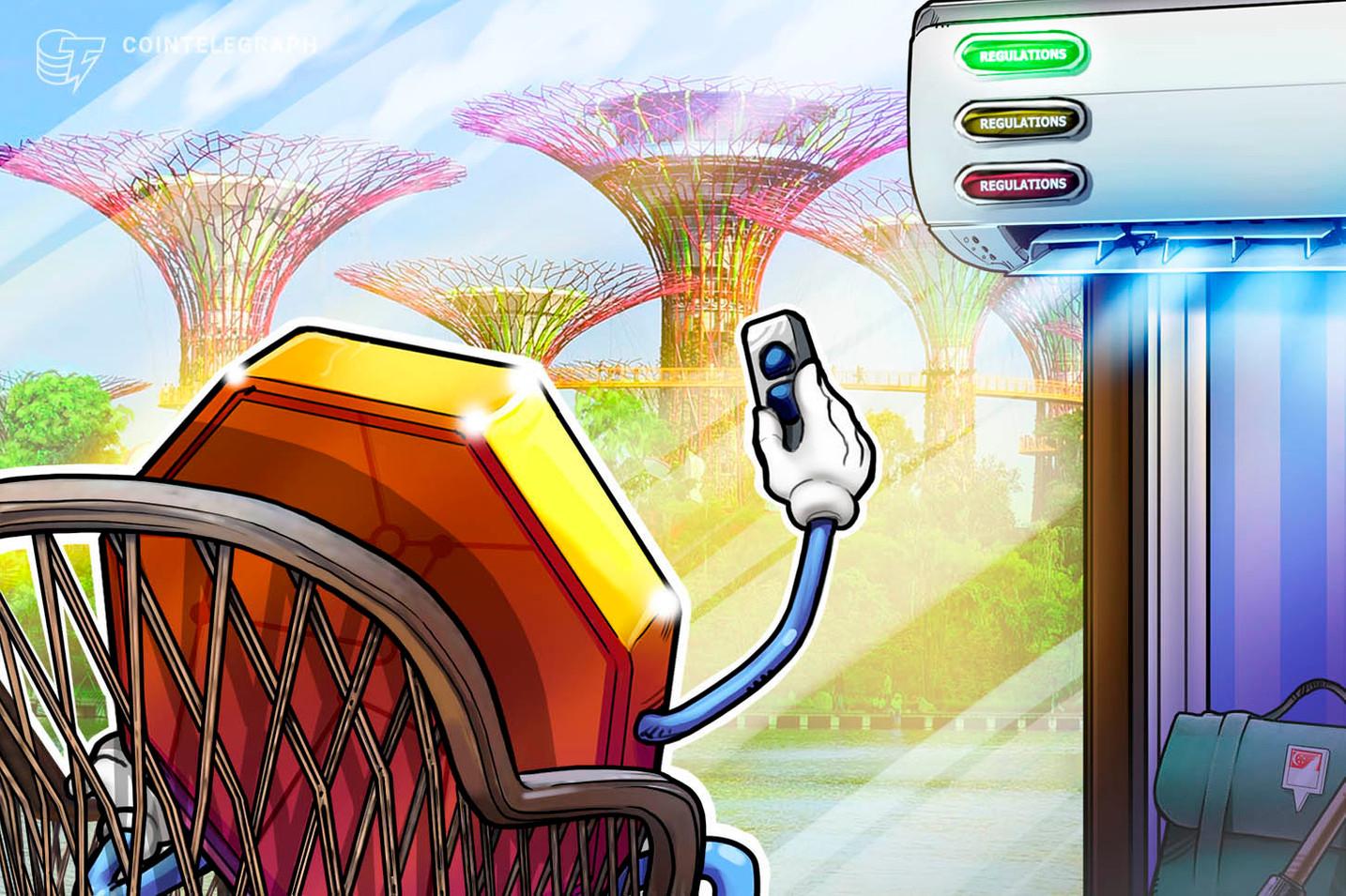 Singapore: Crypto Derivatives Set to Come Under Regulatory Oversight