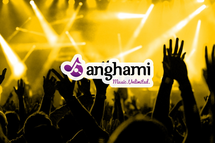 Anghami: Music Streaming Went Bit