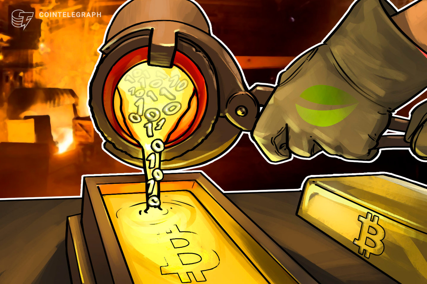 Bitfinex Users Can Now Trade Tether Gold Stablecoin Against Bitcoin