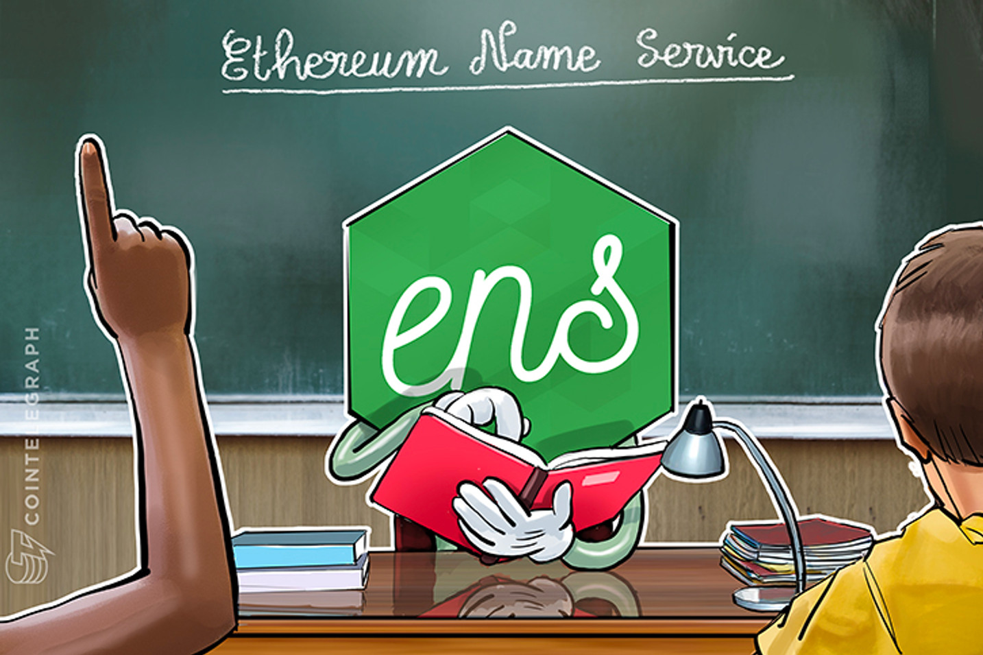Speculators Jump On New Gold Rush Called Ethereum Name Service
