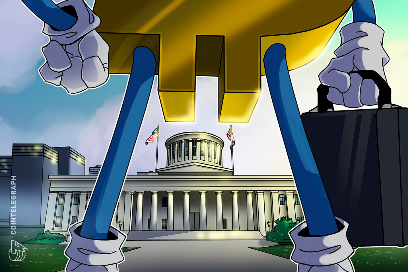 Ohio to Accept Tax Payments in Crypto — Setting the Standard for Future?